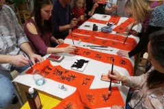 Cultural Keys' Chinese Calligraphy Workshop #10