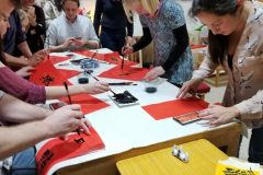 Cultural Keys' Chinese Calligraphy Workshop #11
