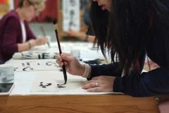 Cultural Keys' Chinese Calligraphy Workshop #27