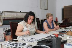 Cultural Keys' Chinese Calligraphy Workshop #34