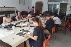 Cultural Keys' Chinese Calligraphy Workshop #36