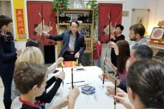 Cultural Keys' Chinese Calligraphy Workshop #8