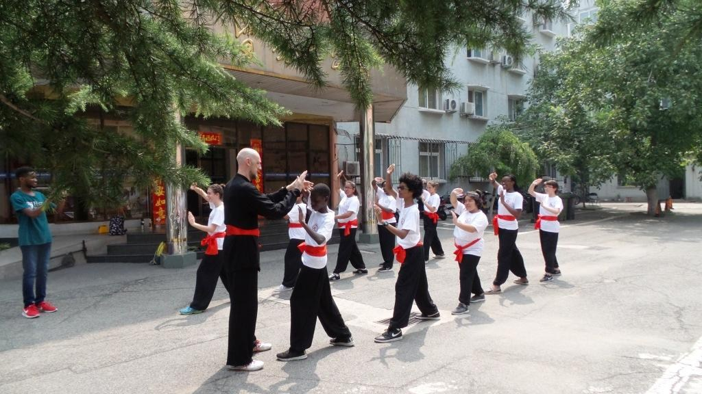 Cultural Keys' Chinese Martial Arts Programs #3