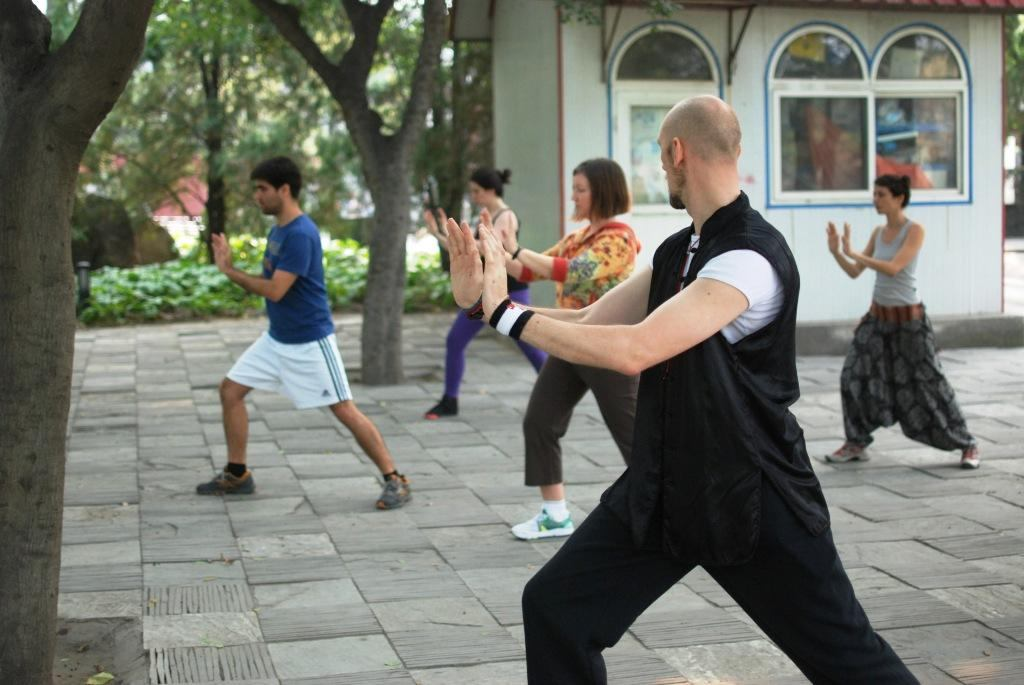 Cultural Keys' Chinese Martial Arts Programs #6