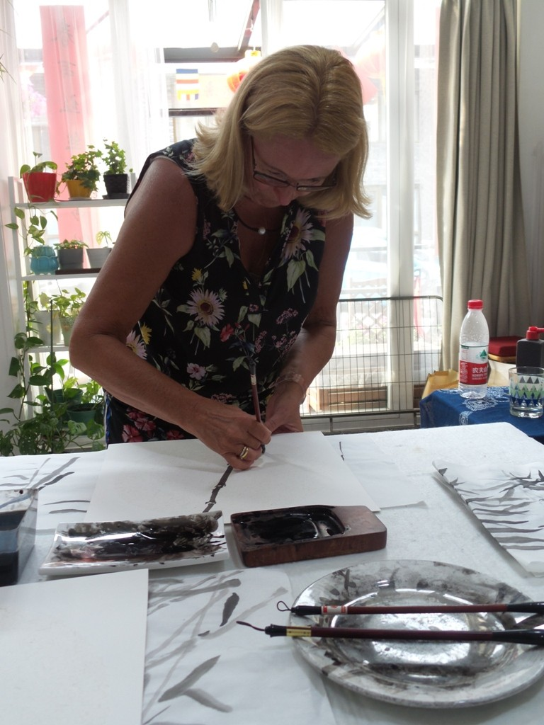 Cultural Keys' Chinese Painting  Workshops #24