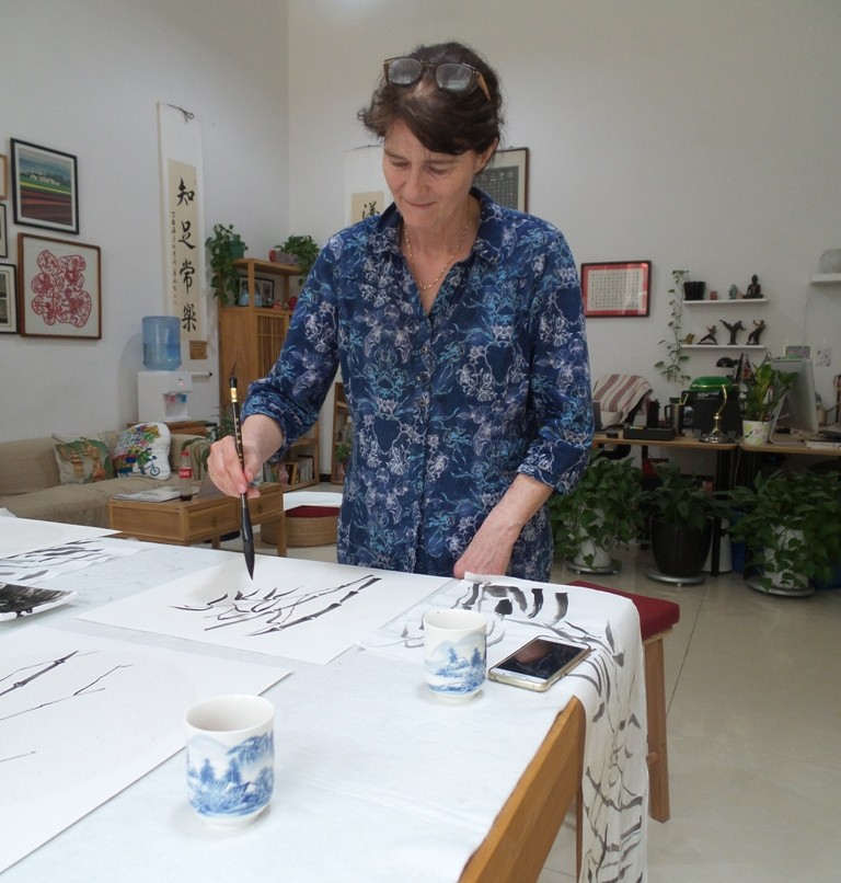Cultural Keys' Chinese Painting  Workshops #25