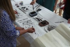 Cultural Keys' Chinese Painting  Workshops #9