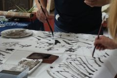 Cultural Keys' Chinese Painting  Workshops #11