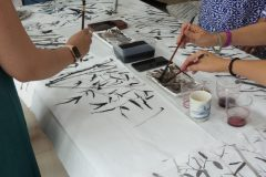 Cultural Keys' Chinese Painting  Workshops #13