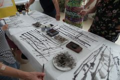 Cultural Keys' Chinese Painting  Workshops #18