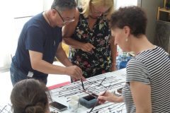 Cultural Keys' Chinese Painting  Workshops #19