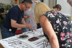 Cultural Keys' Chinese Painting  Workshops #21