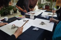 Cultural Keys' Chinese Painting  Workshops #3