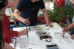 Cultural Keys' Chinese Painting  Workshops #6
