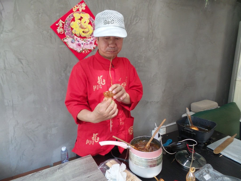 Cultural Keys' Chinese Sugar Art Workshop #12