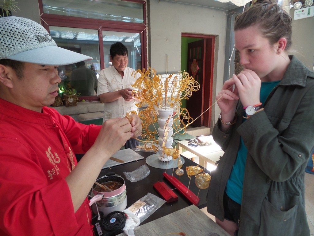 Cultural Keys' Chinese Sugar Art Workshop #13