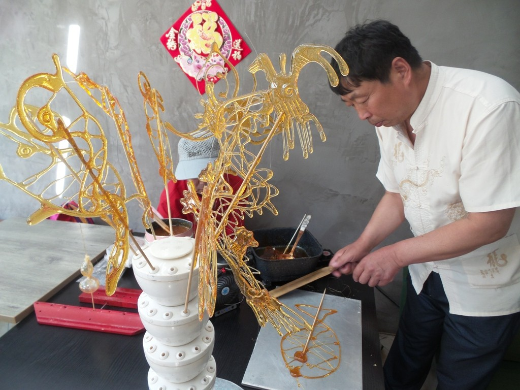 Cultural Keys' Chinese Sugar Art Workshop #2