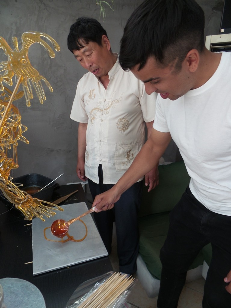 Cultural Keys' Chinese Sugar Art Workshop #3