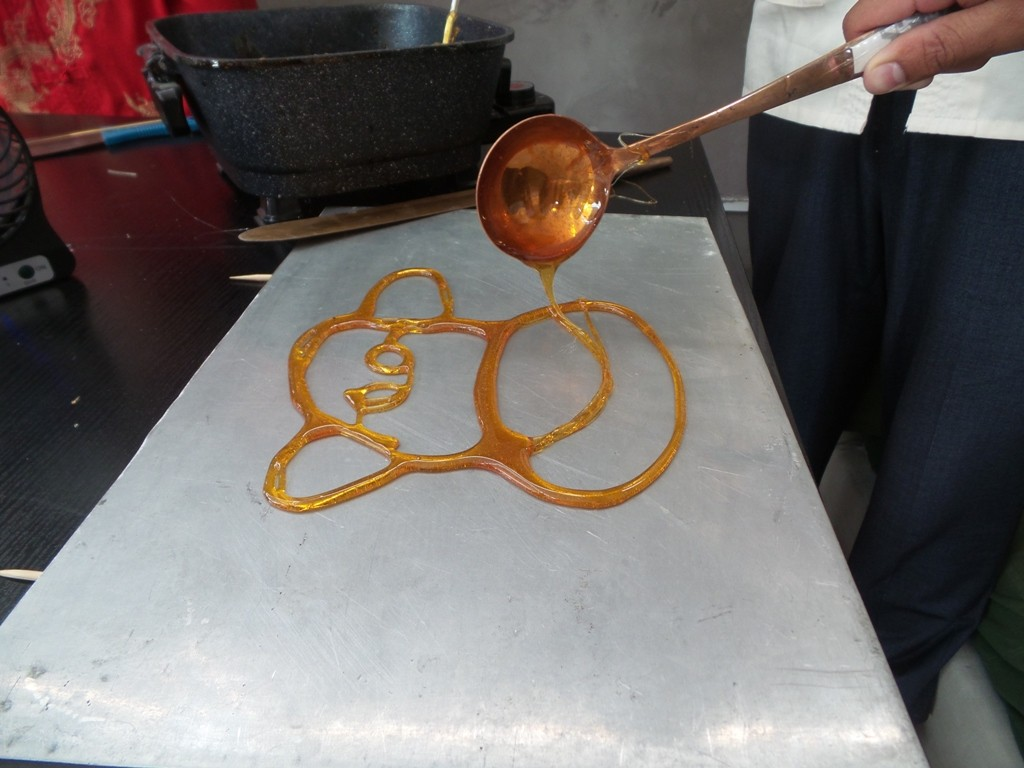 Cultural Keys' Chinese Sugar Art Workshop #4