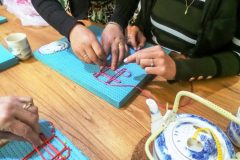 Cultural Keys' Chinese Knotting Workshop #1