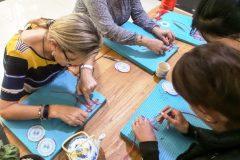 Cultural Keys' Chinese Knotting Workshop #2