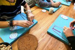 Cultural Keys' Chinese Knotting Workshop #3