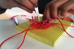 Cultural Keys' Chinese Knotting Workshop #5
