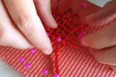 Cultural Keys' Chinese Knotting Workshop #7