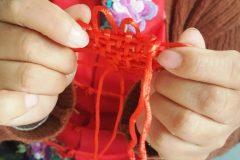 Cultural Keys' Chinese Knotting Workshop #8