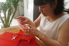 Cultural Keys' Chinese Papercutting Workshop #4