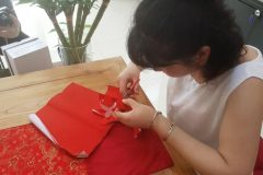 Cultural Keys' Chinese Papercutting Workshop #8