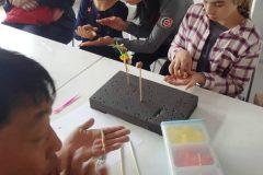 Cultural Keys' Chinese Rice Dough Workshop #5