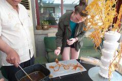 Cultural Keys' Chinese Sugar Art Workshop #10