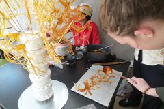 Cultural Keys' Chinese Sugar Art Workshop #10