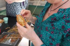 Cultural Keys' Chinese Sugar Art Workshop #15