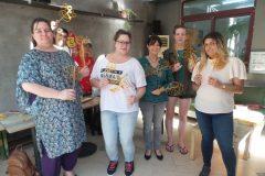 Cultural Keys' Chinese Sugar Art Workshop #18