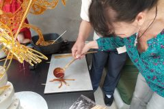 Cultural Keys' Chinese Sugar Art Workshop #7