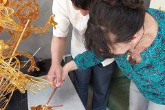 Cultural Keys' Chinese Sugar Art Workshop #8