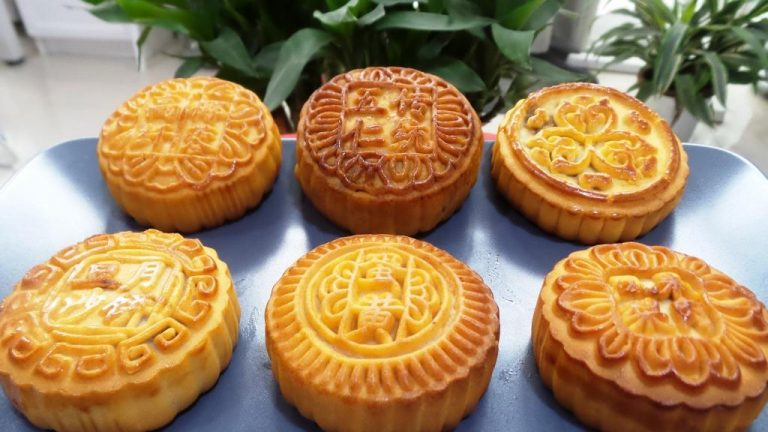 Meet the Mooncake - Traditional treats for Chinese Mid-Autumn Day