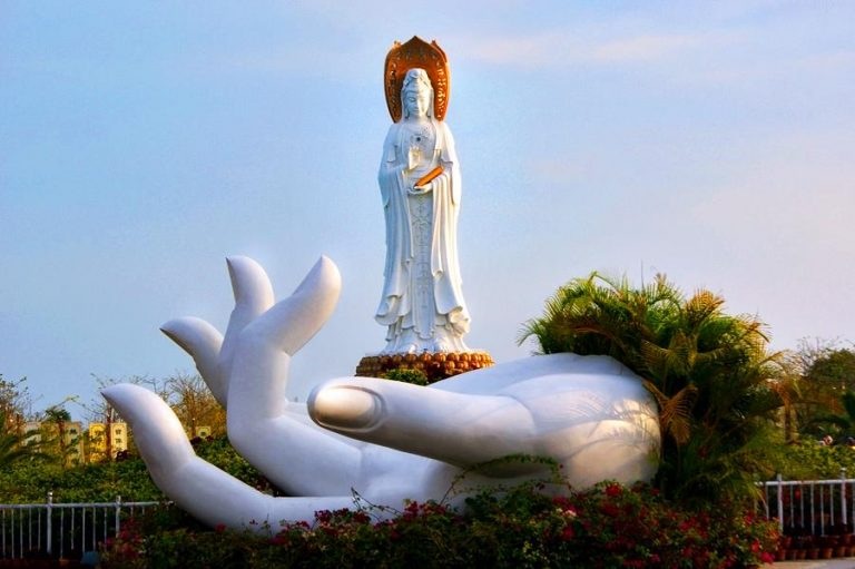 Marking Guanyin's Birthday - March 12th 2020