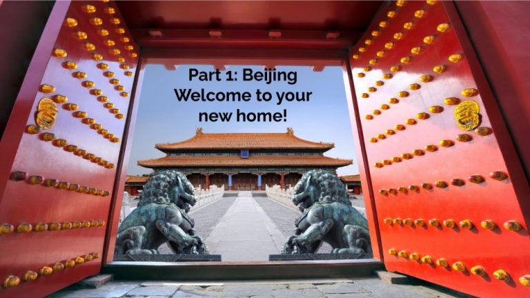 Help your new staff settle in to Beijing better!