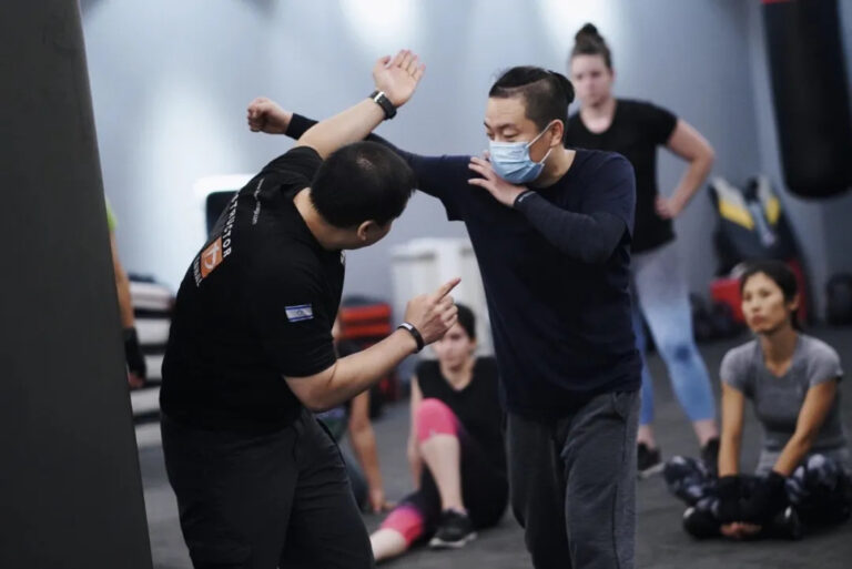 Krav Maga: modern combat techniques in the land of traditional styles
