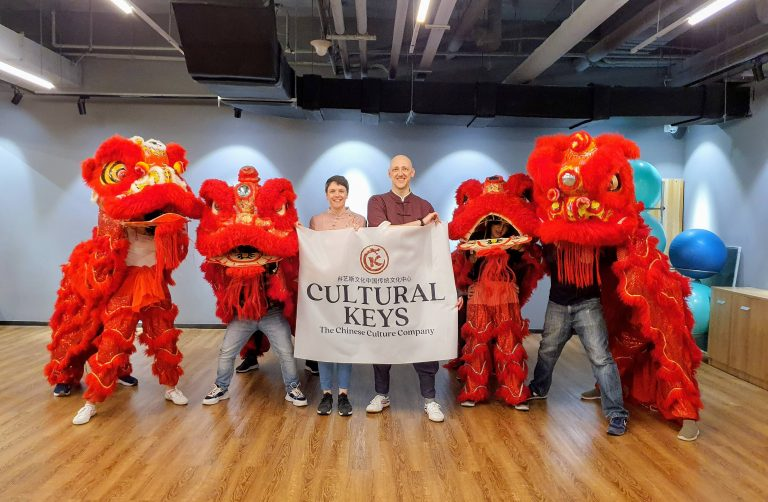 Fantastic photos from last week's Lion Dancing event!